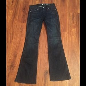 7 SEVEN FOR ALL MANKIND A Pocket Flare 25